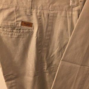 NWOT MENS WRANGLER RIATA DRESS SLACKS